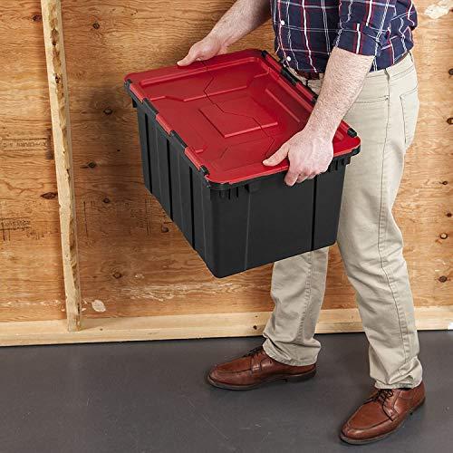 Sterilite 14619006 Plastic Storage Container