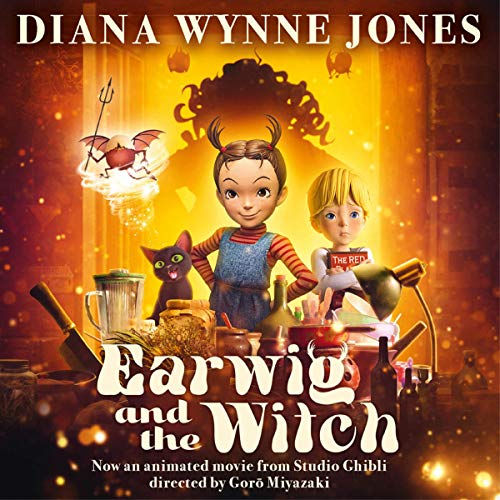Earwig and the Witch Titelbild
