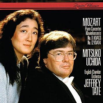 Mozart: Piano Concertos Nos. 11 & 12