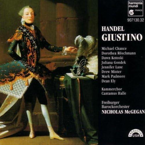 Nicholas McGegan, Freiburger Barockorchester & Michael Chance