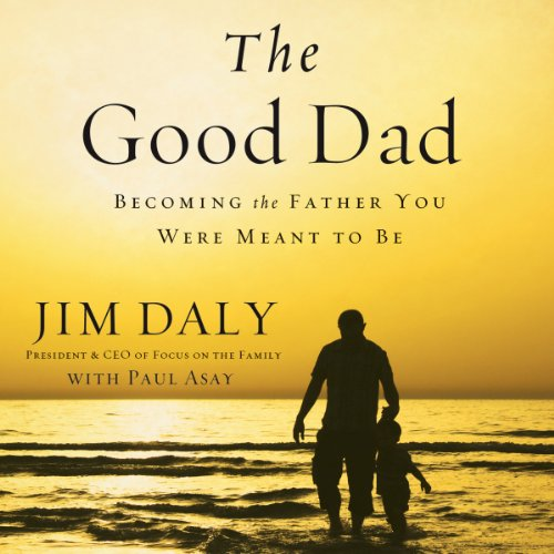 The Good Dad audiobook cover art