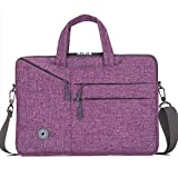 YOUPECK 13.3 Inch Laptop Sleeve Case Messenger Shoulder Bag Padded Nylon...