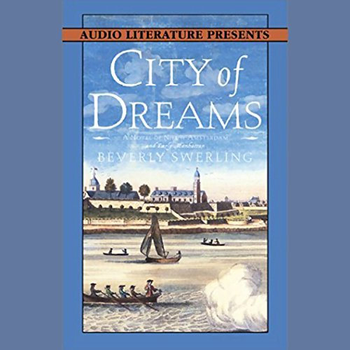 City of Dreams audiobook cover art