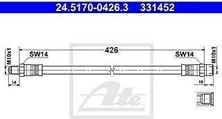 ATE 24.5170 0426.3 Bremsschlauch