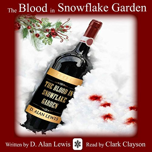 The Blood in Snowflake Garden audiobook cover art
