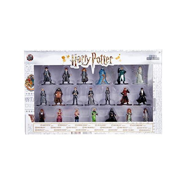 Dickie- Harry Potter Set 20 Figuras de Metal, Multicolor, 4Cm (3185000) , color/modelo surtido 3