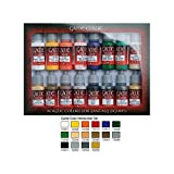 Acylicos Vallejo - 72299 - Acrylic 16 Colors for Fantasy Figures
