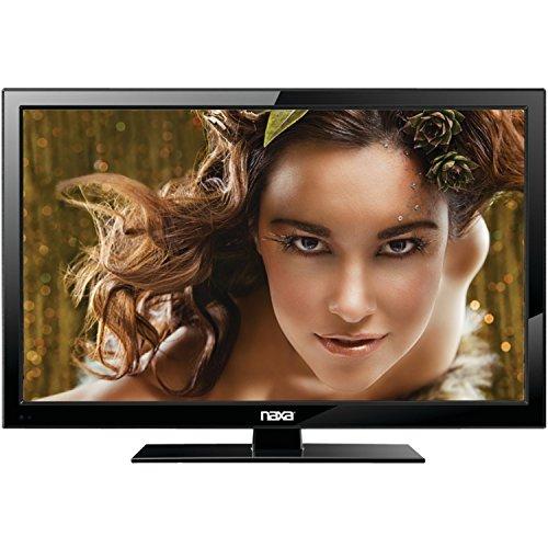 NAXA Electronics NT-2407 24-Inch 1080p LED HD and Digital Media Player, Black