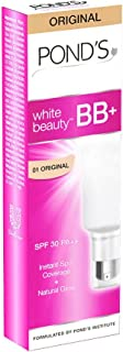 POND'S White Beauty SPF 30 PA++ All-in-One BB+ Fairness Cream, 18g