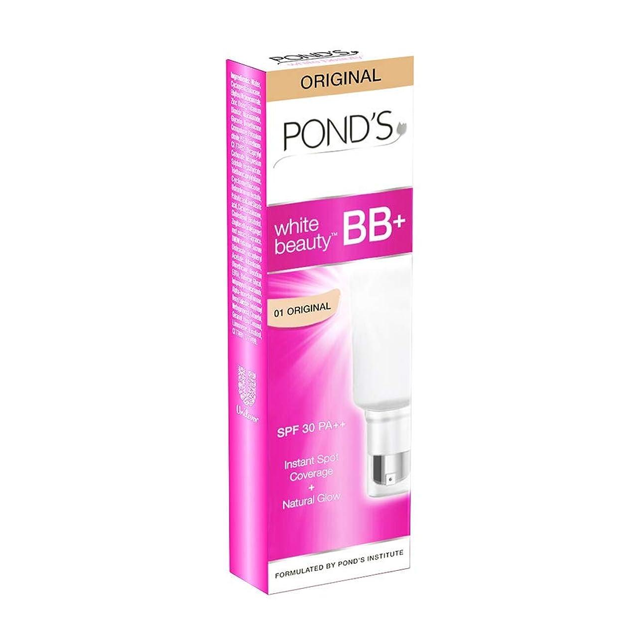 大臣アシュリータファーマン伝記POND'S White Beauty All-in-One BB+ Fairness Cream SPF 30 PA++, 18g (Pack of 3)