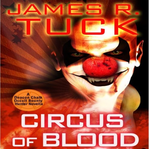 Circus of Blood audiobook cover art