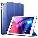 ESR Coque Smart Cover Case pour iPad 2017/2018 (9,7 Pouces) (Bleu Marine), Housse Étui de...