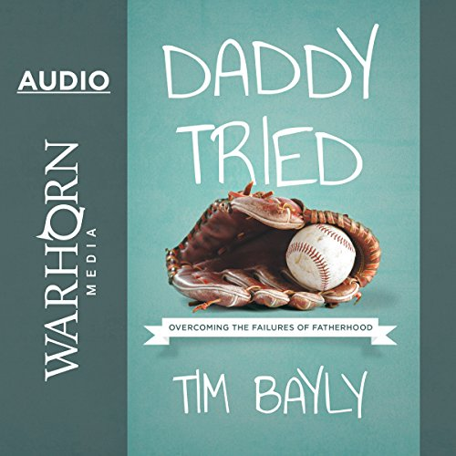 Daddy Tried audiobook cover art