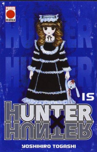 Hunter X Hunter 15 (Manga - Hunter X Hunter)
