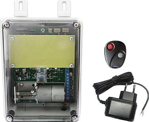 directamente desde el fabricante. Automática Gallinas Tapa con fuente de alimentación y mando a distancia