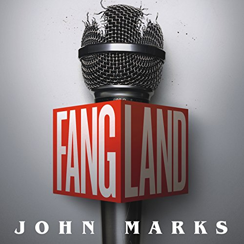 Fangland audiobook cover art