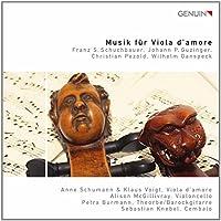 Musik for Viola D'amore