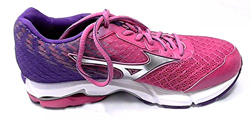 Mizuno Wave Rider 19 W Schuh Damen Laufschuhe Sportschuhe Violett J1GD160303 Größe 38