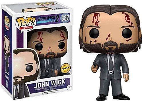 MEIQI Famoso John Wick 2: Chapter - Dalla Serie di Film in vinile classici in edizione limitata di John Wick