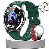 Smartwatch,Fitness Watch Uhr Voller Touch Screen IP68 Wasserdicht Fitness Tracker Sportuhr mit Schrittzähler Pulsuhren Stoppuhr für smartwatch Damen Herren