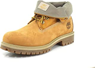 Timberland Men's Icon Collection Single Roll-top Ankle Boot