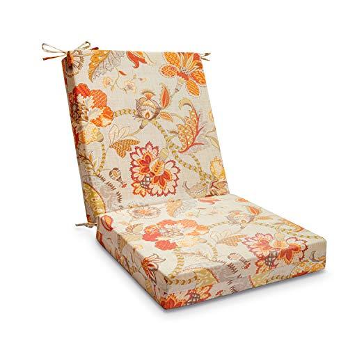 outdoor furniture cushions walmarts downluxe Outdoor/Indoor Waterproof Square Corner Chair Cushion, 36.5