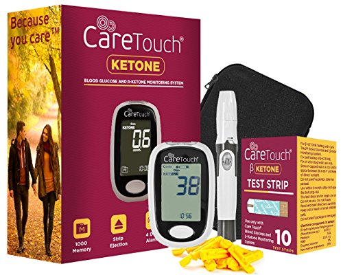 Care Touch Ketone Testing Kit