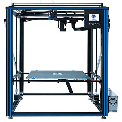 TRONXY X5SA-500 pro Stampante 3D Resina Titan Extruder,Stampante 3d 500 x 500 mm x 600 mm, Auto-livellamento, 3.5 pollici Touch screen, Ultra Silenzioso, Stampante per Principianti