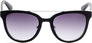 605548b7a8 Guess GU7448 02B 52 Monturas de Gafas, (Negro Opaco\\Fumo Grad)