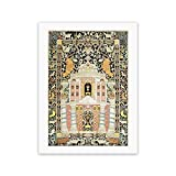 ThinkingPower Deko Kunstdrucke Vintage Jüdische Jerusalem