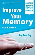 Improve Your Memory (Ron Fry's How to Study Program)