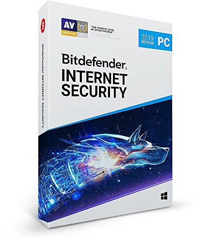 Bitdefender Internet Security - 3 Geräte | 2 Jahre Abonnement | PC Aktivierungscode per Post