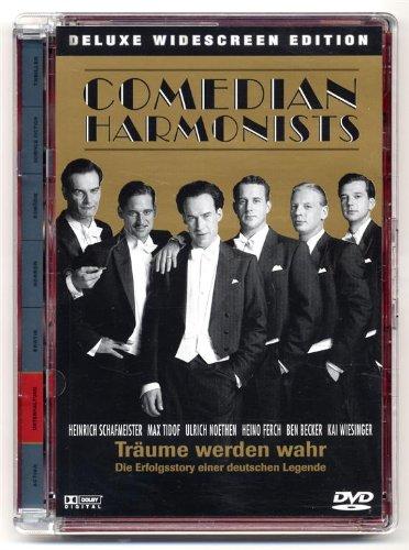 """Comedian Harmonists - Träume werden wahr (Die Erfolgsstory einer deutschen Legende) [Special Features: 24 minütiges """"Making-Of"""""""