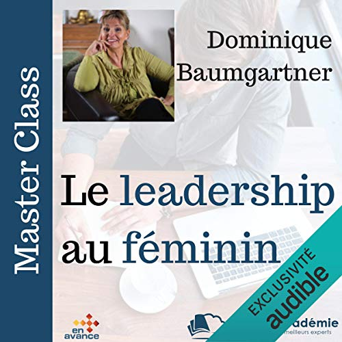 Couverture de Le leadership au féminin