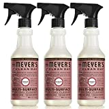 Mrs. Meyer's Clean Day Multi-Surface Everyday Cleaner, Rosemary, 16 fl oz, 3 ct
