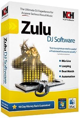 Zulu DJ Software (Windows) from NCH Software