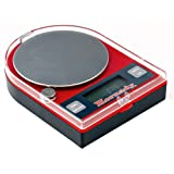 Best Digital Reloading Scales - Hornady 050106 Battery Operated Electronic Scale,RED Review