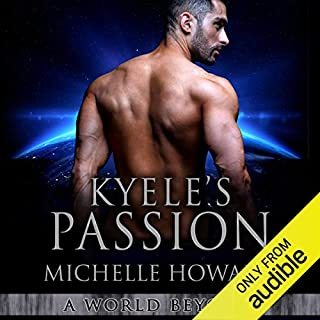 Kyele's Passion cover art