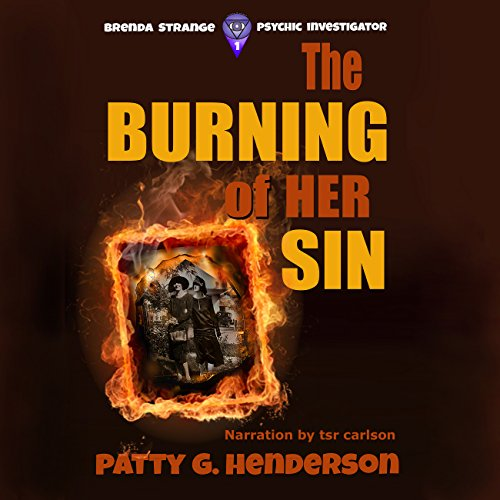 The Burning of Her Sin audiobook cover art
