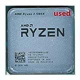 AMD Ryzen 3 1300X R3 1300X 3.5 GHz Quad-Core Quad-Thread CPU Processor YD130XBBM4KAE Socket AM4