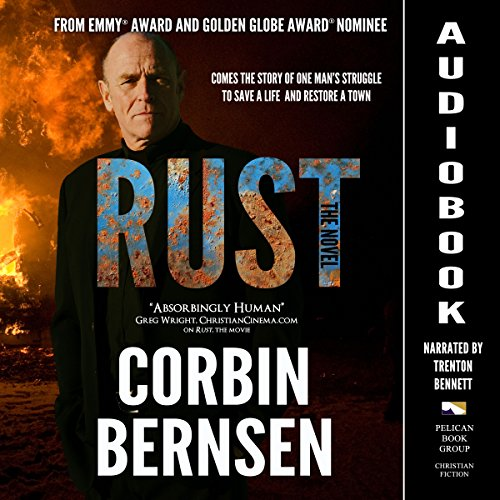 Rust: The Novel audiobook cover art
