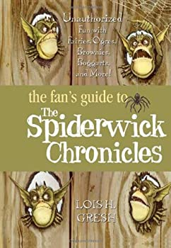 The Fan's Guide to Spiderwick Chronicles 0312351534 Book Cover