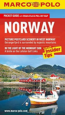 Norway Marco Polo Pocket Guide (Marco Polo Travel Guides)