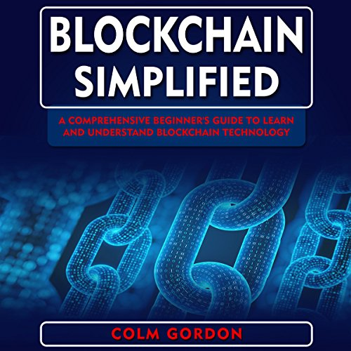Blockchain Simplified audiobook cover art