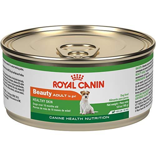Royal Canin Canine Health Nutrition Adult Beauty Canned Dog Food, 5.8 oz...