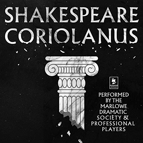 Coriolanus cover art