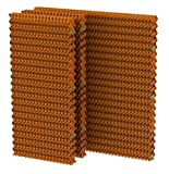 Maxim Air Usha Air Cooler Evaporative Highly Efficient Cooling Pads Suitable for Honeywell CL601PM...