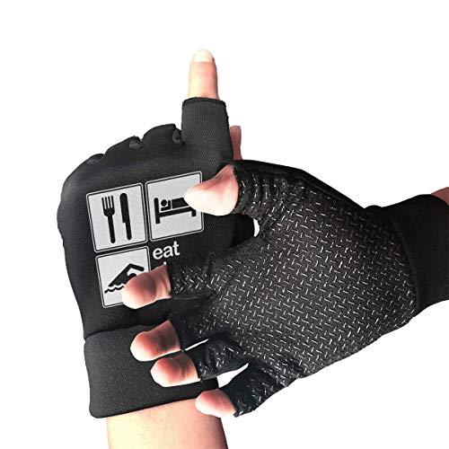 Fingerlose Handschuhe für Herren und Damen, zum Schreiben am Computer und für die tägliche Arbeit