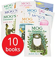 Mog the Cat Collection By Judith Kerr 10 Books Pack Set - (10 Volumes)