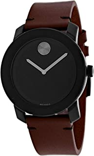 Movado Bold Quartz Black Dial Men's Watch 3600602